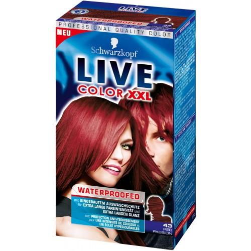 live color xxl instructions